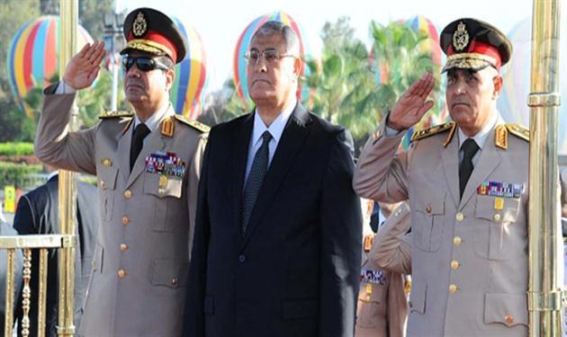 عدلي منصور الرئيس المؤقت للجمهورية