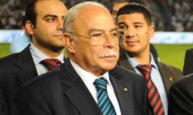 كمال درويش رئيس نادي الزمالك