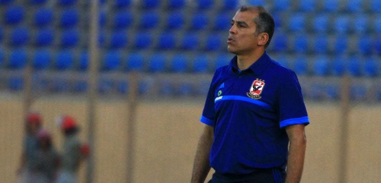 محمد يوسف المدير الفني لفريق الأهلي