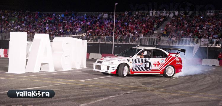 صورة من السباق