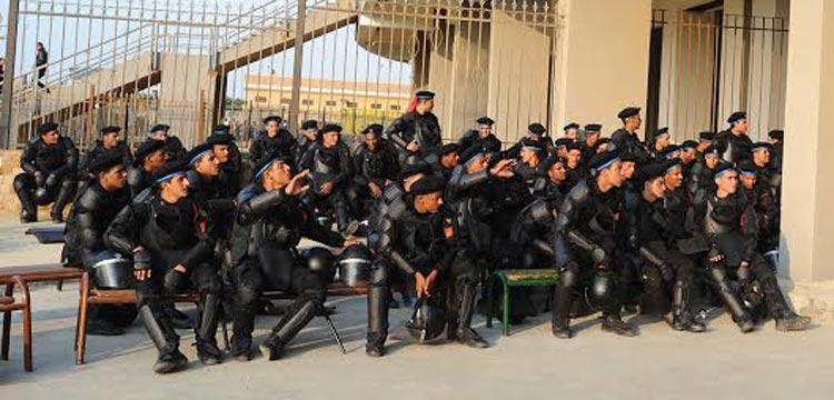 قوات الداخلية - صورة أرشيفية