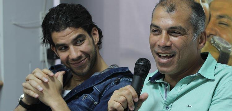 يوسف وهو يروي قصة وائل جمعة