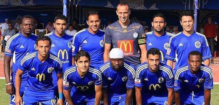 فريق سموحة يتصدر الدوري المصري