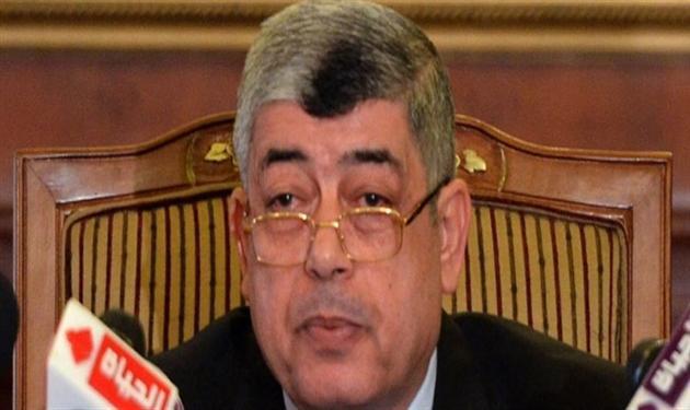 محمد ابراهيم وزير الداخلية