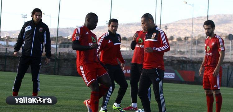 أحمد فتحي يخرم من قائمة مباراة الانتاج الحربي