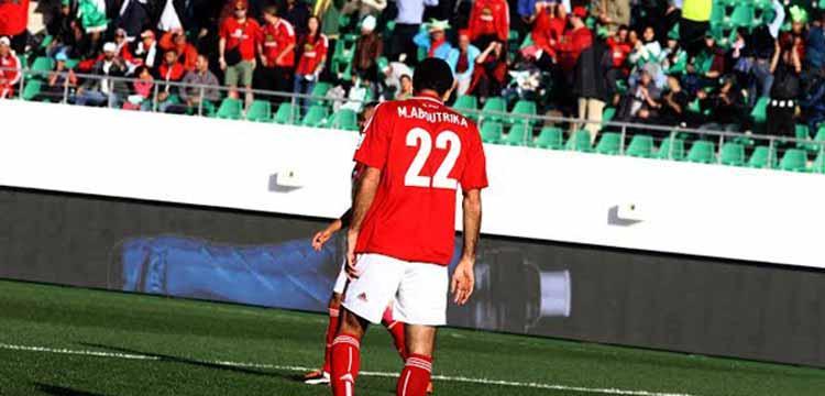 صورة أرشيفية - محمد ابوتريكة في مباراة جوانزو