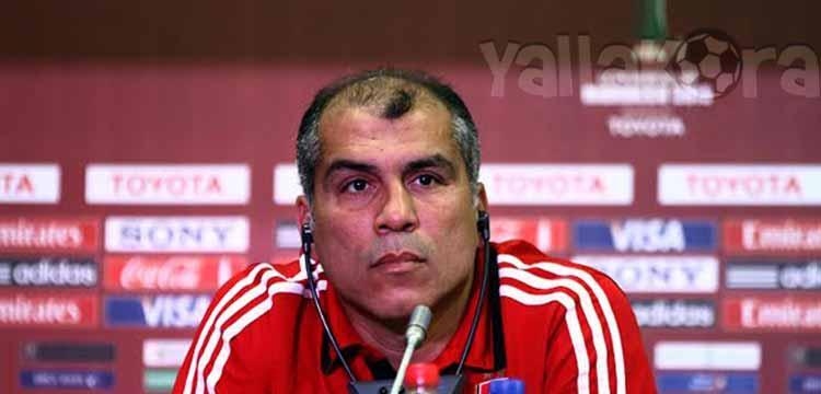محمد يوسف بالمؤتمر الصحفي