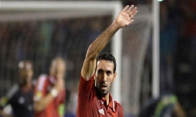 محمد أبو تريكة لاعب الأهلي السابق