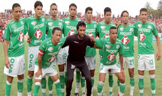 فريق الدفاع الحسني الجديدي المغربي