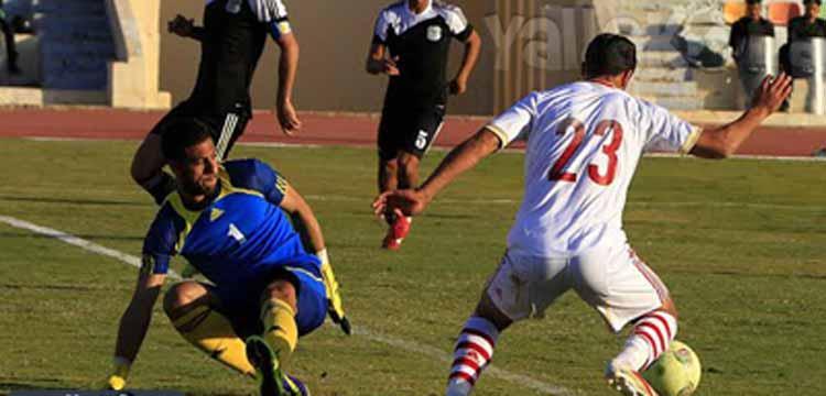 أحمد الشناوي حارس المصري