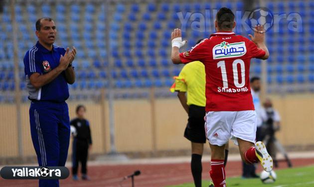محمد يوسف المدير الفني للأهلي