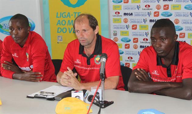 مدرب موزمبيق