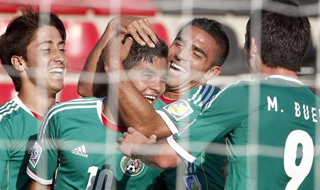 شباب المكسيك