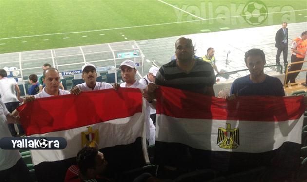 جماهير مصر بتركيا