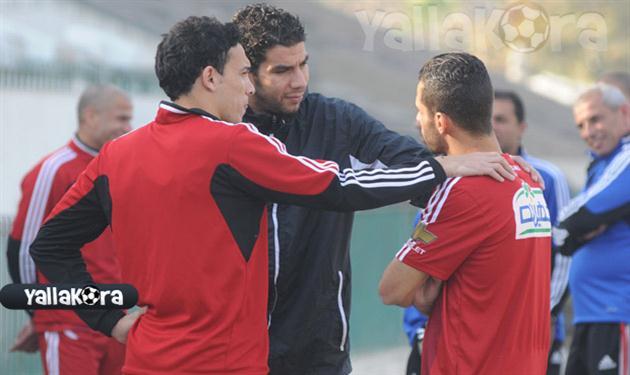لاعبو الاهلي انشغلوا بطبيعة الحال بالاحداث في مصر