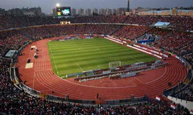 ستاد القاهرة يستضيف مواجهة مصر وبوتسوانا