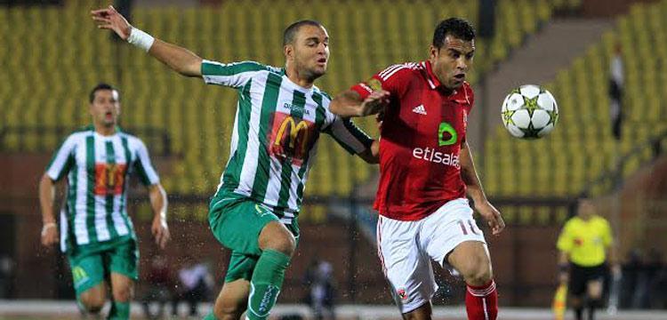 السيد حمدي لاعب النادي الأهلي