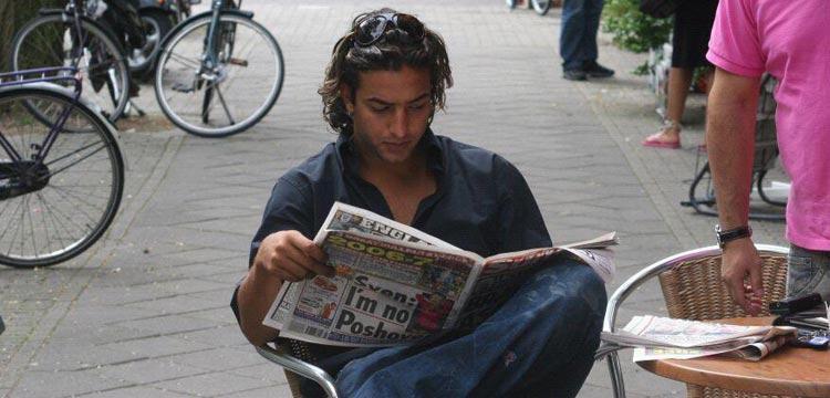 صورة ارشيفية - ميدو في هولندا