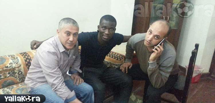 ابيكو مع أحمد الصحيفى ونبيل أبو زيد