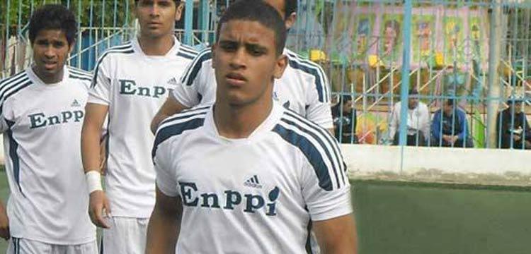 عبد الله جمعة لاعب نادي إنبي يعود لفريقه