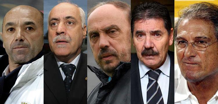 المدربين البرتغاليين الذين دربوا في مصر