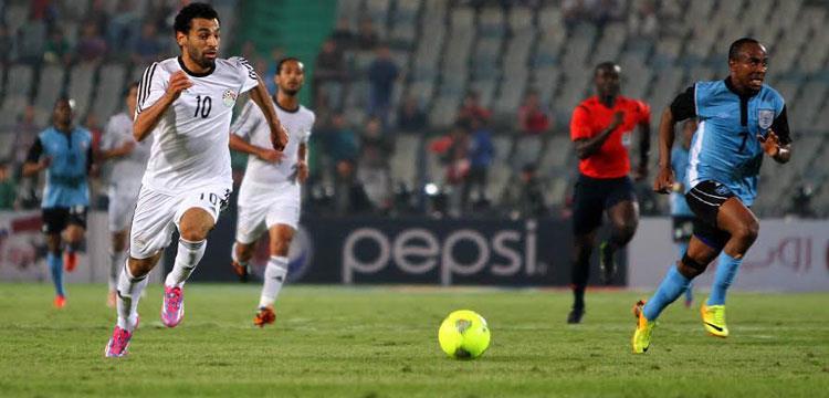 صلاح نجم المنتخب المصري في مواجهة جديدة مع السنغال