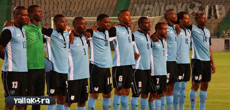 بوتسوانا تستضيف تونس