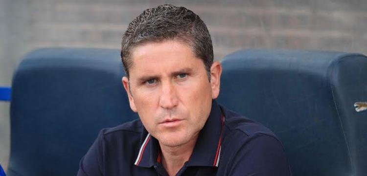 الأسباني خوان كارلوس جاريدو مدرب النادي الأهلي