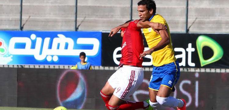 شوقي السعيد مدافع الإسماعيلي ومنتخب مصر