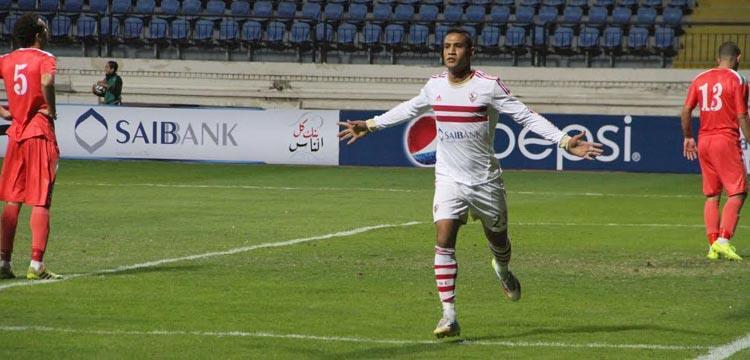 احمد علي لاعب الزمالك