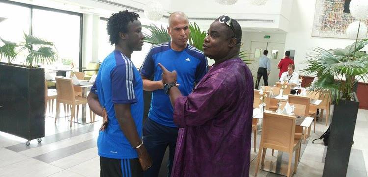 موسى يدان مهاجم الأهلي