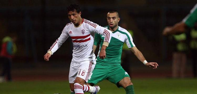 طارق حامد لاعب الزمالك
