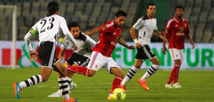 محمد رزق لاعب الأهلي - صورة أرشيفية
