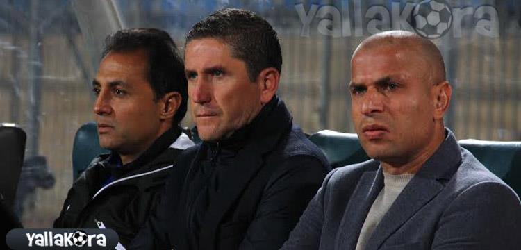 وائل جمعة مدير الكرة بالنادي الأهلي