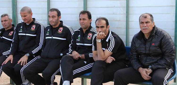 سيد عبد الحفيظ مدير الكرة بالنادي الأهلي