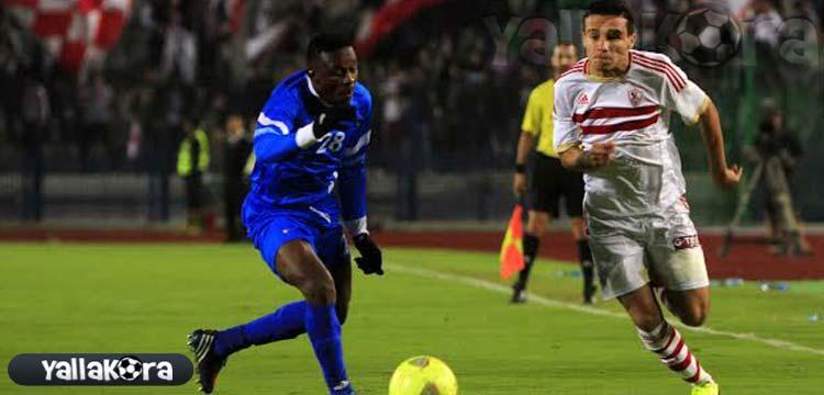 مصطفى فتحي لاعب الزمالك