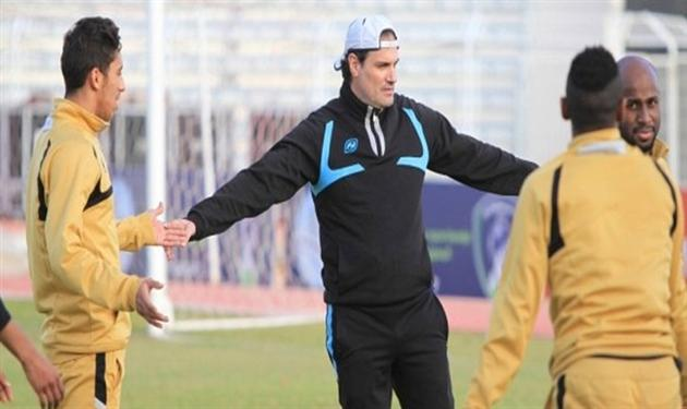 ماكيدا مدرب المصري الجديد