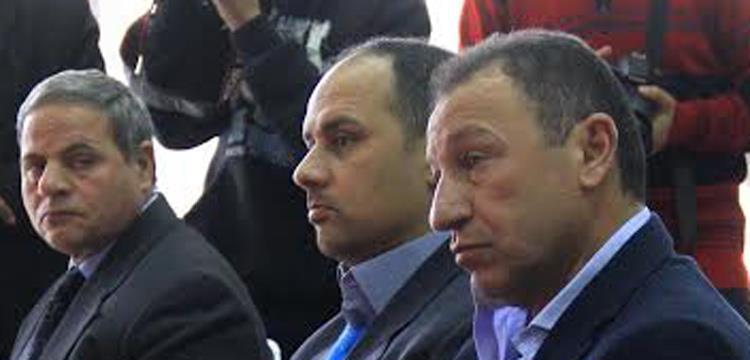 محمود الخطيب نائب رئيس الأهلي