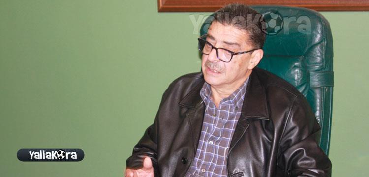 محمود طاهر المرشح لرئاسة النادي الأهلي