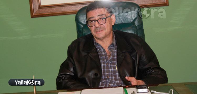 محمود طاهر رئيس الاهلي