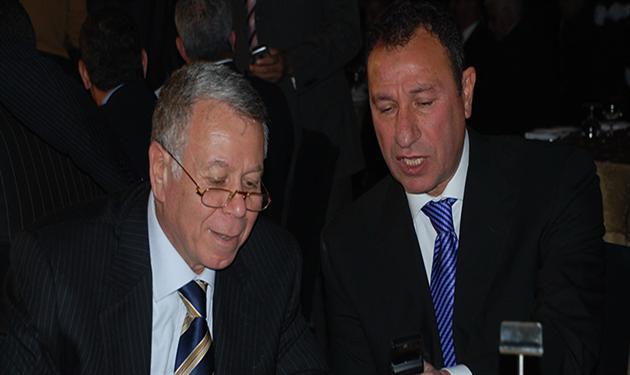 حسن حمدي مع محمود الخطيب