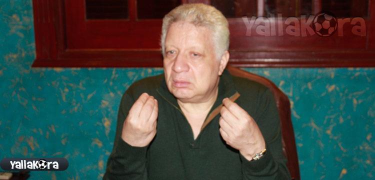مرتضى منصور في حواره مع يالاكورة
