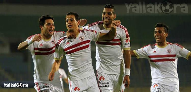 أحمد توفيق لاعب الزمالك