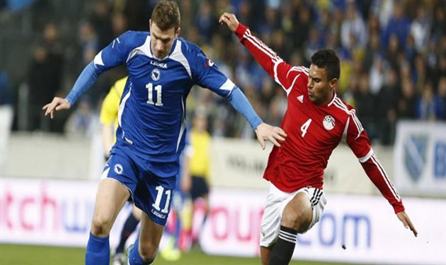 مصر أمام البوسنة