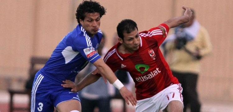 طارق حامد لاعب سموحة - صورة أرشيفية