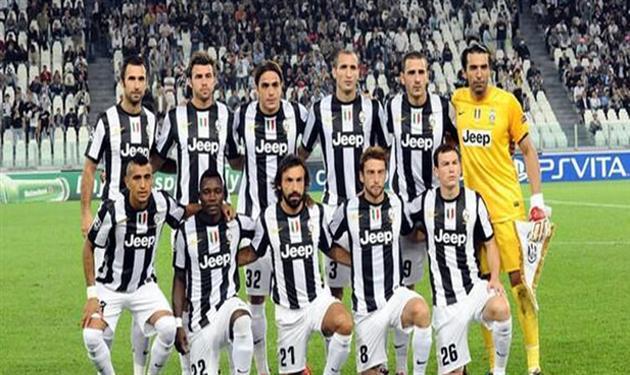 يوفنتوس يتصدر الدوري الإيطالي