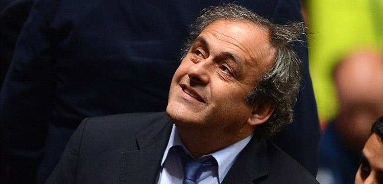 بلاتيني رئيس الاتحاد الأوروبي لكرة القدم