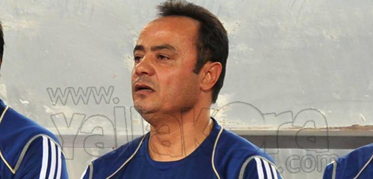 طارق يحيى المدير الفني لنادي المصري