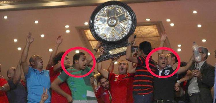 بعض الممنوعين من دخول مباريات كأس مصر