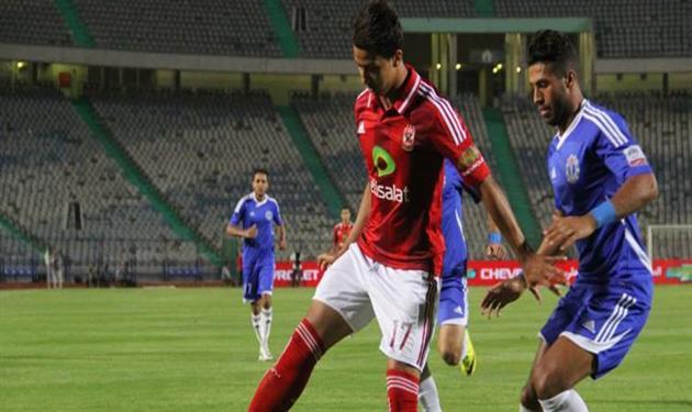 عمرو جمال لاعب الأهلي